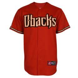 diamondbacks colors arizona diamondbacks replica alternate mlb baseball jersey