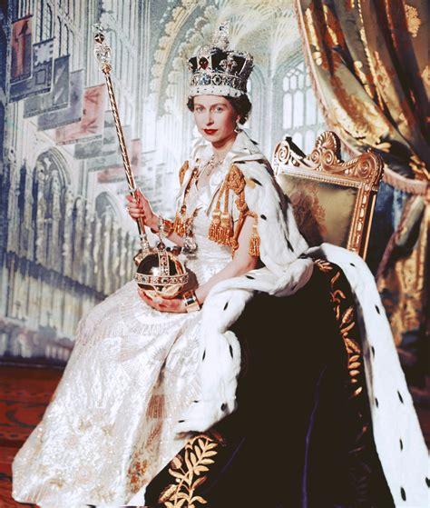 film of queen elizabeth s coronation looking back on the queen s coronation photos people com