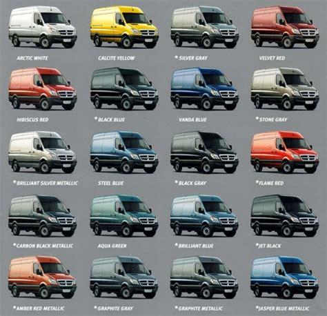 vans colors ncv3 colors sprinter wiki
