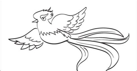 Quetzal Coloring Page To Print Out Coloring Pages Deer Quetzal Coloring Page