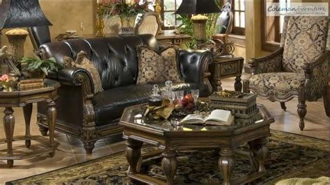 michael amini living room furniture lavelle melange living room set by aico ideas including