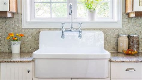 porcelain vs stainless steel sink stainless steel vs porcelain sink pros cons