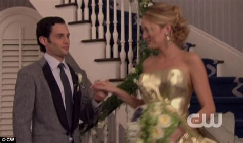 gossip girl serena and dans wedding inspection before shipment chuck and blair have a son