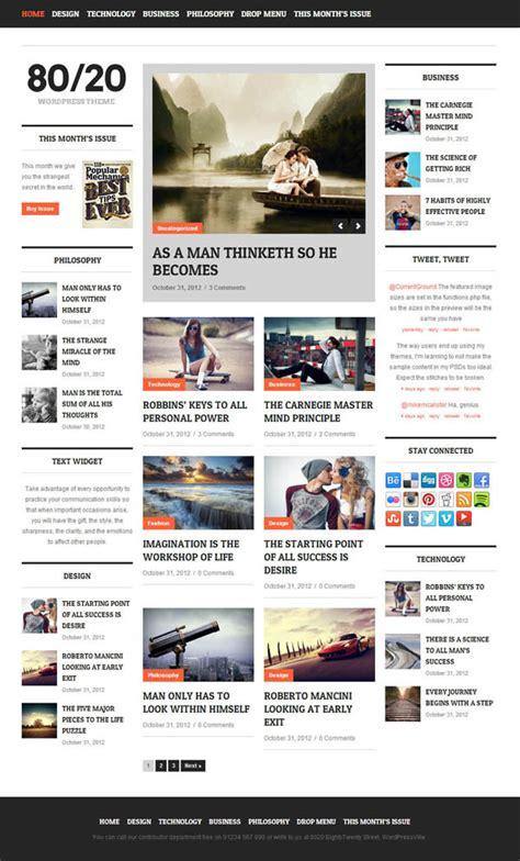 top premium responsive wordpress themes wordpress themes