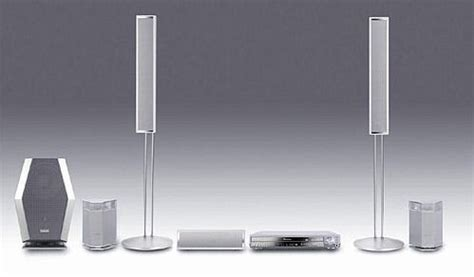 panasonic 1000 watts slim 5 disc dvd home theater system