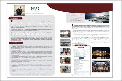 Notre Dame Mba Brochure by Giari Design Eventiitalia
