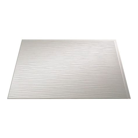 pvc backsplash panel fasade 24 in x 18 in ripple pvc decorative backsplash