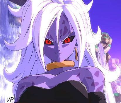 Will Android 21 Be In The Anime by Android 21 Majin Evil By Vespen303 Android 21