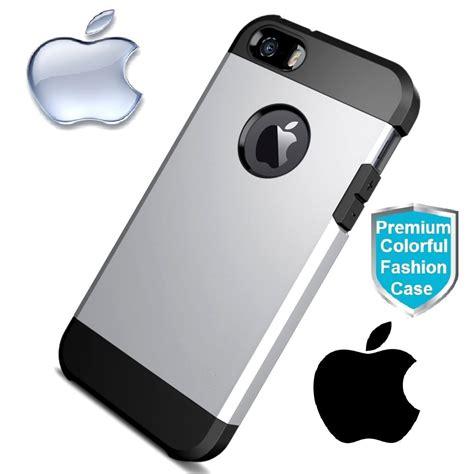 Iphone 5 5s Silver Mattedoff Premium Tempered Glass apple iphone 5s premium silver color