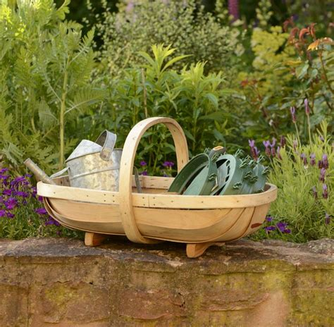 Gardeners Supply Trug Garden Trug Country Cottage Garden Cont