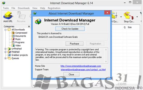 bagas31 idm 6 30 internet download manager 6 14 build 3 full patch