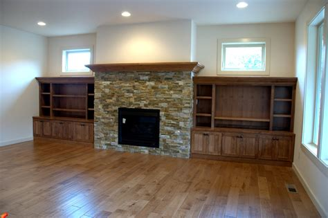 built in entertainment center with fireplace entertainment centers