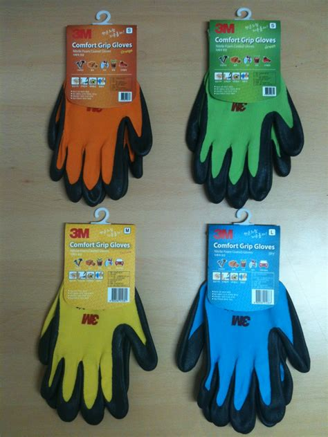 comfort grip gloves 3m comfort grip work gloves nitrile coated vegatek