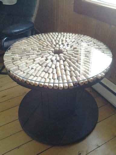 Ladaire Style Industriel 509 by Table De Salon Fabriqu 233 E Avec Un Rouleau De Bois Pour
