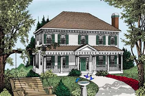 Colonial Country House Plans by Colonial Southern Country House Plans Home Design