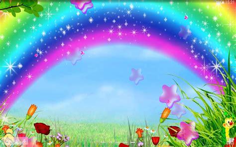 patterns in nature rainbow cute rainbow live wallpaper app ranking und store daten