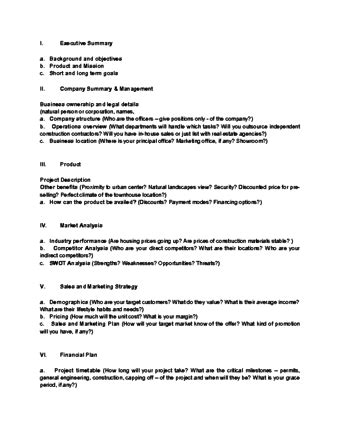 format of business plan how to write a business plan with sle business plans