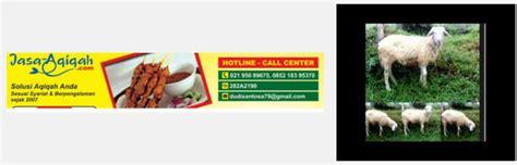 Paket Daging E layanan profesional paket kambing aqiqah jakarta barat