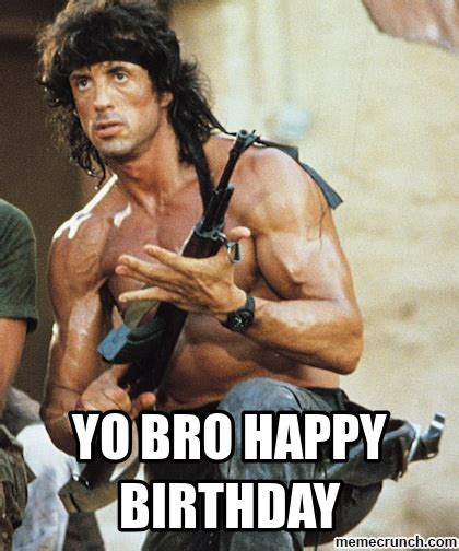 Yo Bro Meme - yo bro happy birthday