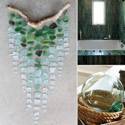 sea glass bathroom ideas 18 best images about beach wedding sea glass on
