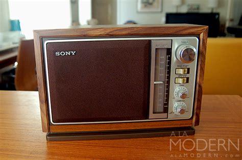 sony cabinet radio antenna sony icf 9740w table top cabinet radio on a la modern