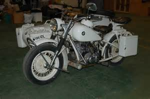Bmw R75 For Sale Bmw R75 With Sidecar And Driven Axles At Rear Ww2 For Sale