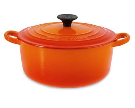 le creuset choosing a dutch oven for cing or kitchen