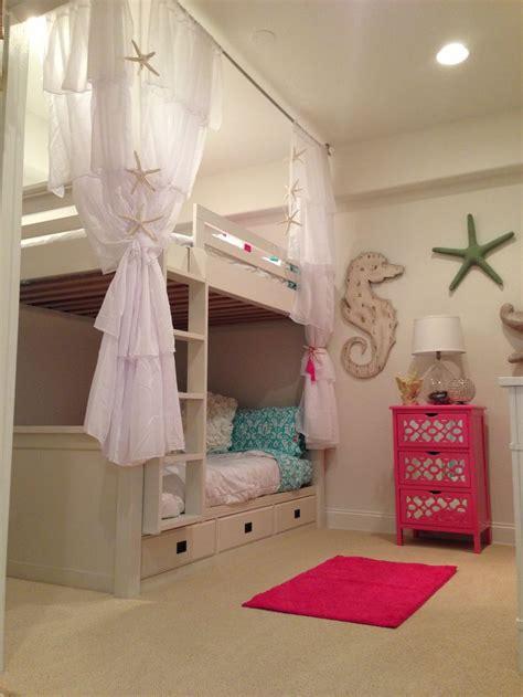 Girls Beach Themed Bedroom 25 Best Ideas About Girls Beach Bedrooms On Pinterest