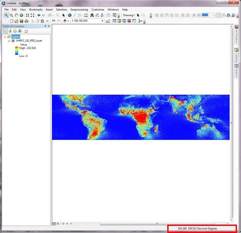 arcgis export layout to geotiff using arcgis to convert lis very high resolution gridded