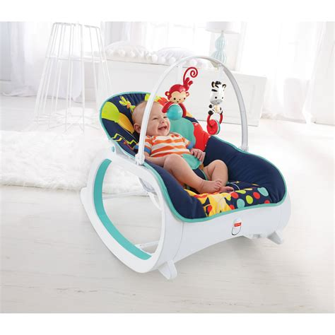 Baby Sleeper Chair by Fisher Price Infant To Toddler Rocker Baby Seat Bouncer