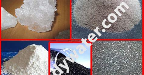 Harga Pac Penjernih Air fungsi pac pasir silika pasir aktif manganese