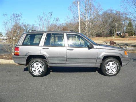 1994 Jeep Laredo 1994 Jeep Grand Laredo 4wd For Sale In Greer