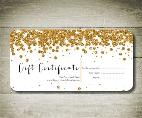Custom Gift Cards For Small Business - free hair salon gift voucher template choice image certificate design and template