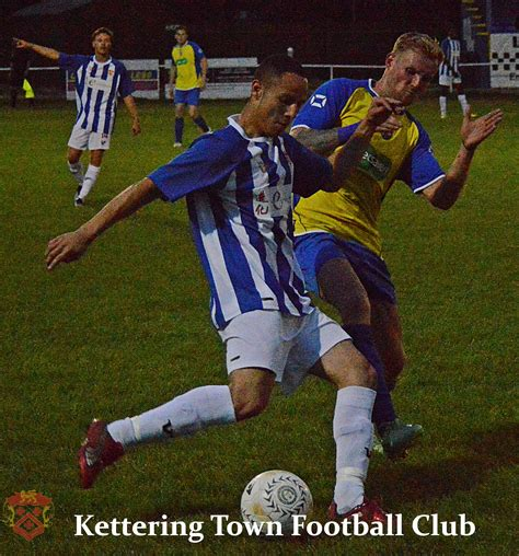 Kettering Records Wellingborough Town 1 5 Kettering Town Kettering Town Football Club