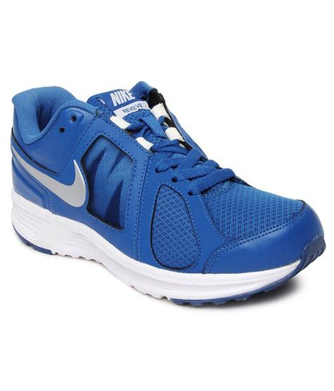 Nike Sport Running nike blue running sport shoes buy nike blue running