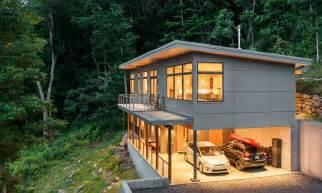 Barn Houses Floor Plans Passive Solar Residence In Asheville North Carolina