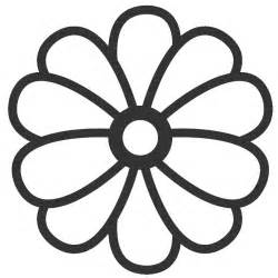 flower coloring page big flower coloring pages flower coloring page