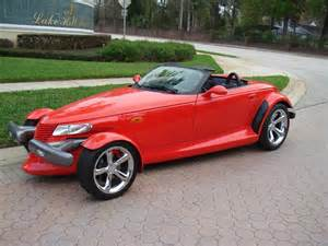 Pontiac Prowler 1999 Plymouth Prowler Sold Vantage Sports Cars