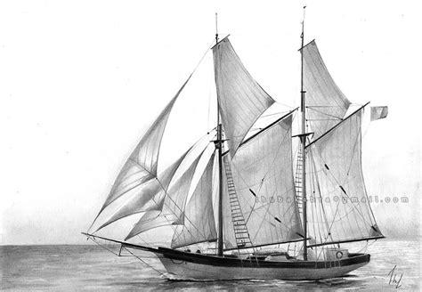 boat drawing pic sailboat by thubakabra on deviantart