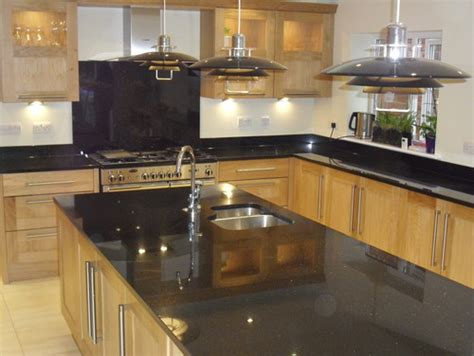 Black Galaxy Countertops by Black Quot Granite Quot Color Sink With Black Galaxy Granite