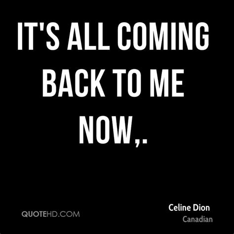 Coming Back To Me dion its all coming back gangbangs