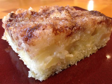 german apple kuchen recipe german apple cake perhaps this can replace s