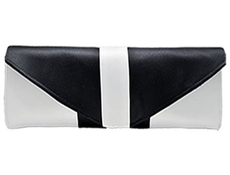 Janice A B Sling Bag Black White Limited Edition Promo Murah black and white clutch bag wow clutch
