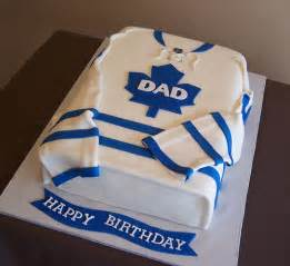 trikot kuchen toronto maple leafs jersey cake a photo on flickriver