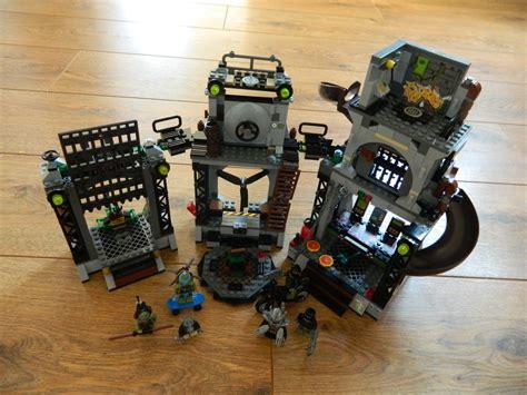 film lego ninja turtles lego ninja turtles turtle lair invasion