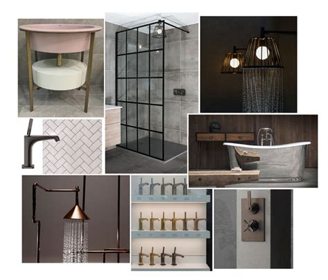 tilestyle industrial vintage bathroom trend at tilestyle