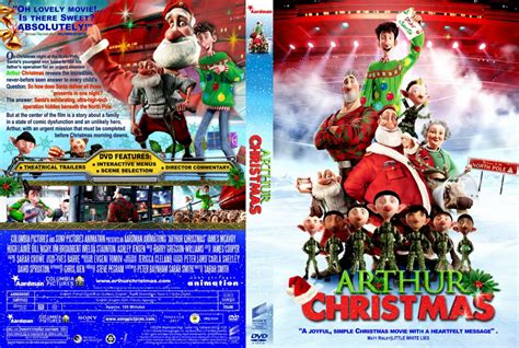 christmas l shade covers arthur christmas dvd cover www imgkid com the image
