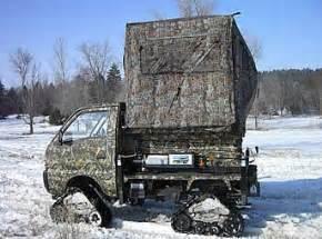 Custom Truck Accessories Deer Japanese Mini Trucks Custom 4x4 Road Mini
