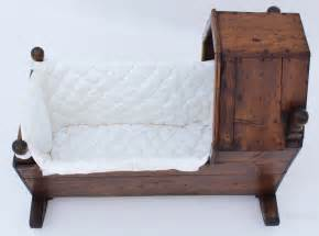 Moses Cribs by Pine Baby Rocking Crib Cot Moses Basket