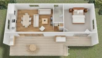 Tiny Home Layouts one of the more practical designs i ve seen lately tiny